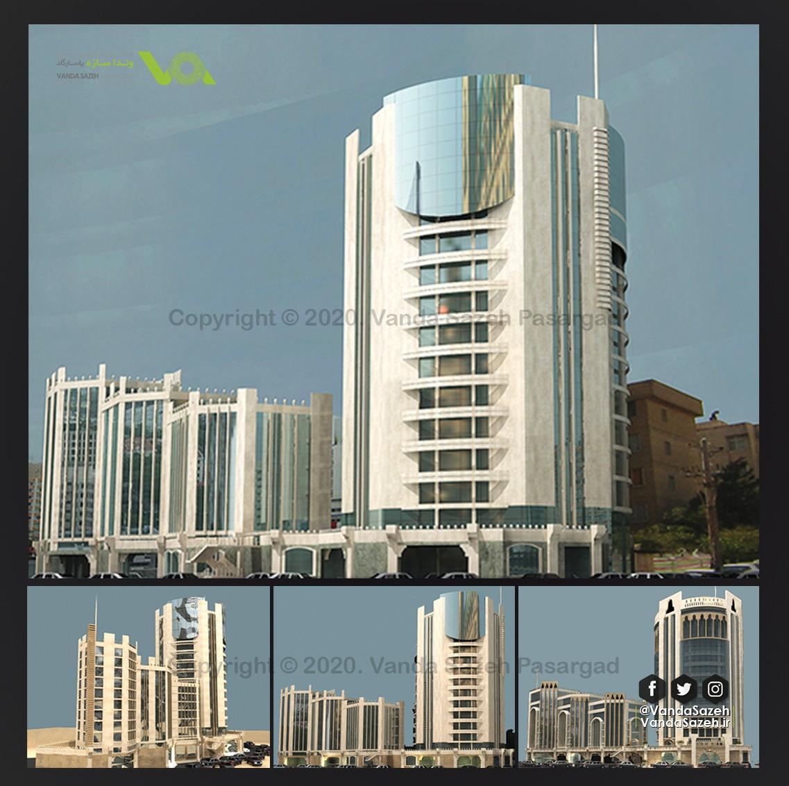 طراحی و ساخت هتل